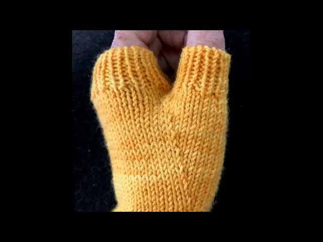 Knit Perfect Thumb Gussets for Fingerless Mitts Mittens Gloves