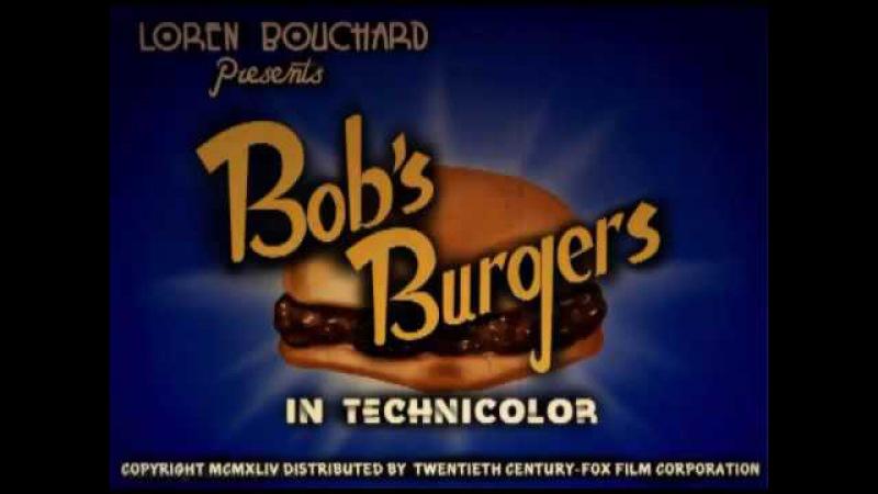 Vintage Intros- Bob's Burgers, 1943 (2)