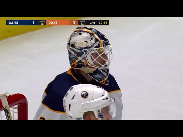 Buffalo Sabres vs Anaheim Ducks - October 15, 2017 | Game Highlights | NHL 201718