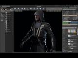 Aguilar De Nerha in Unreal Engine 4