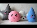 Dikişsiz Kawaii Yastık DIY Kawaii Pillow Eng Sub