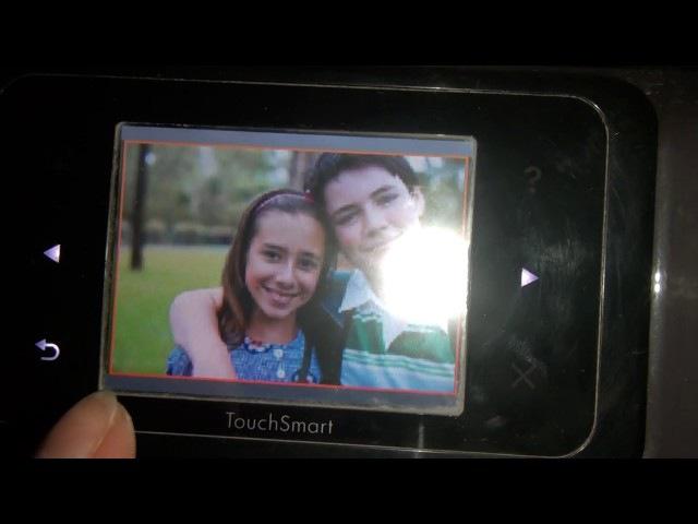 Мультик на фотопринтере HP Photosmart Premium