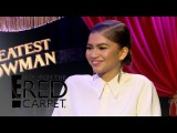 Zendaya Kisses and Tells on Zac Efron  E! Live from the Red Carpet