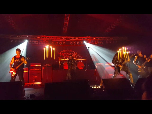 NAZGHOR - Upon the Darkest Season - live @ Kings of Black Metal