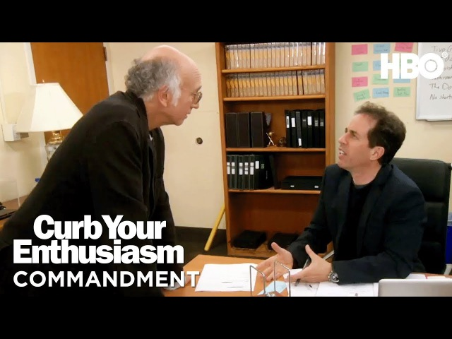 Curb Commandment: Respect Wood | Curb Your Enthusiasm (2017) | HBO