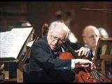Saint Saens. Cello Concerto No1. Rostropovich  Stolyarov (1953, URSS  from LP)