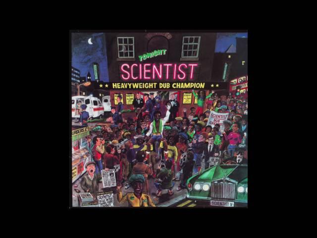 Scientist - Heavyweight Dub Champion - Full Album Original Vocal Tracks