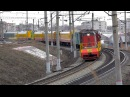 [RZD] ChME3-2706 width a freigh train, Arzamas