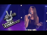 When we were young - Adele  Pauline Steinbrecher Cover  The Voice of Germany 2016  Blind Audition
