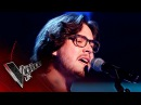 Lawrence Hill performs Save Tonight Blind Auditions 5 The Voice UK 2017