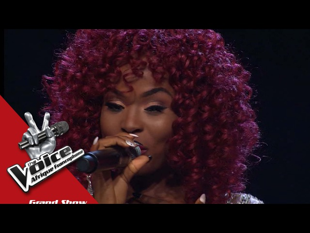 Marie Love 'Fallin' Alicia Keys - Finale | The Voice Afrique francophone 2016
