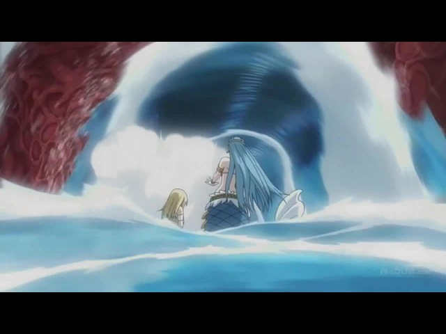 Aquarius Last Gift AMV Fairy Tail Хвост Феи Yasuharu Takanashi Aquarius Gift