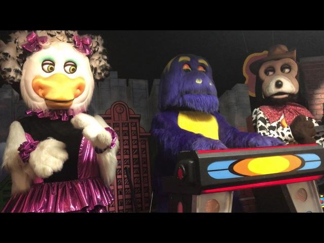 Chuck E. Cheese's: Happy Birthday, Munch!-March 2017-Attleboro, MA (Broken Show)