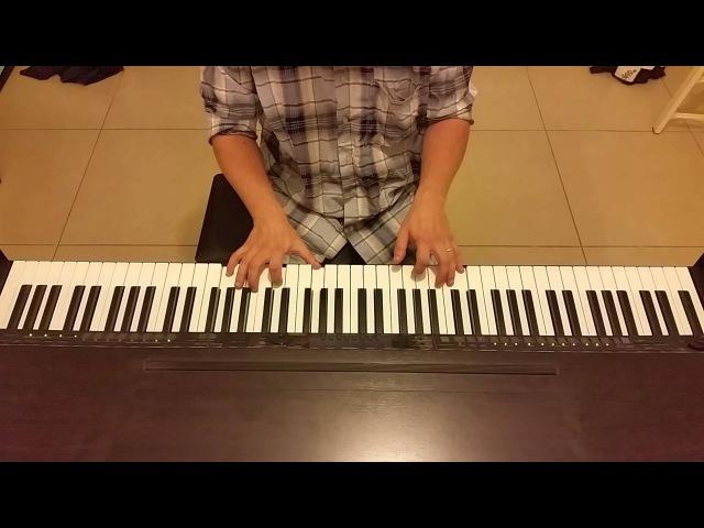Всё могут короли Алла Пугачёва Alla Pugacheva пианино кавер piano cover