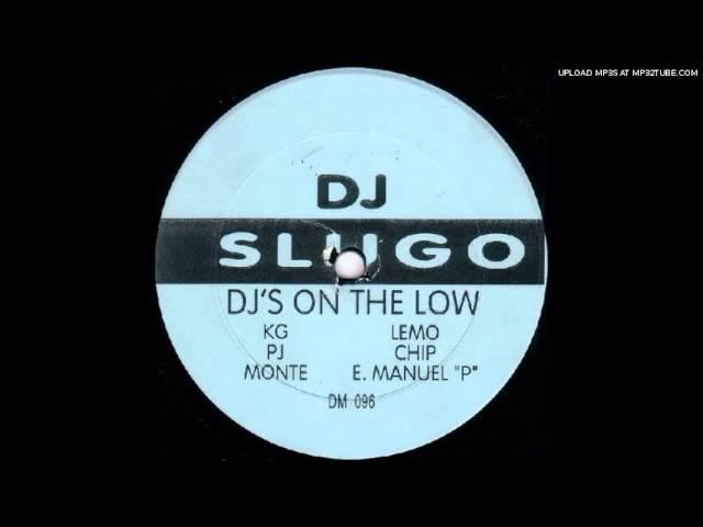 DJ Deeon Presents DJ Slugo: Livin' That Ghetto Life - DJ's On The Low (DM 096)