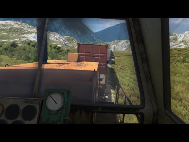 Derail Valley для HTC Vive - Трейлер