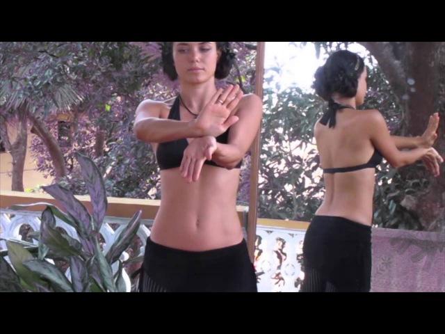 Видео-уроки с Катей Jiva (sacret tribe). Урок 9: Руки. Часть I