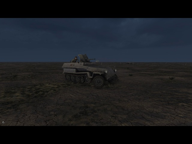 Graviteam Tactics A Meeting In The Desert