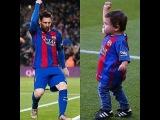Mateo Messi duplicate of Lionel Messi/Матео Месси дубликат Лионеля Месси