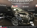 2014 Black Lexus RX 350 AWD F Sport Series 2 In Depth Review   Whitecourt Alberta
