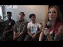 Hacktivist interview at their Korn support show, with Hayley Leggs (and photo of Josh age 2!)
