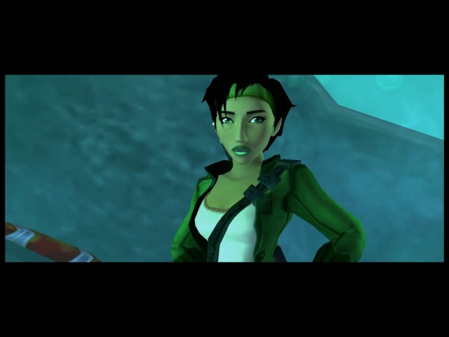 Dolphin 5.0-4337 Widescreen Hack | Beyond Good Evil Gameplay