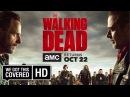 THE WALKING DEAD Season 8 War Can't Be Fought Alone Promo [HD] Andrew Lincoln, Jeffrey Dean Morgan