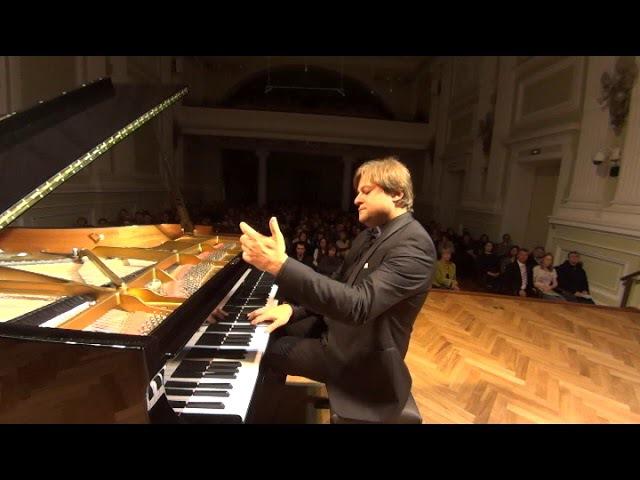Peter Laul plays Beethoven Sonata No. 22 op. 54