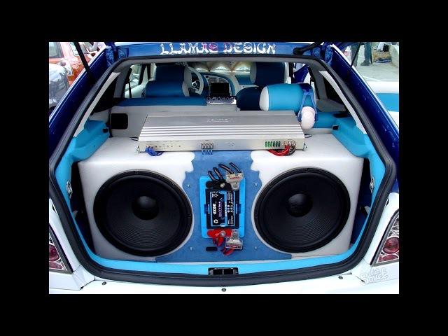 Музыка для сабвуфера 👍🚘 Музыка в машину 🚘👍 Bass Boosted