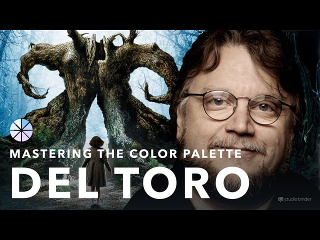 Mastering the Movie Color Palette: Guillermo del Toro