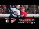 NHL 18 PS4. REGULAR SEASON 2017-2018 Winnipeg JETS VS Detroit RED WINGS. 12.05.2017. NBCSN !