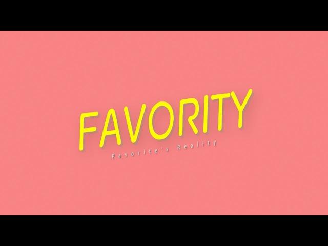 [Favorite] Favority 1 Showcase Behind