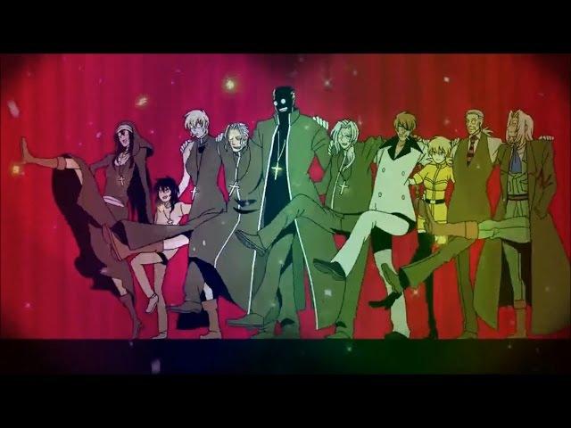 【MAD】Hellsing Ending『Kekkai Sensen』