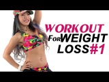 30 Mins Dance Fitness Workout for weight loss #1 Gi