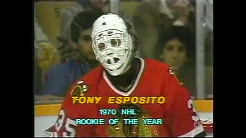 Blackhawks vs Leafs (18 Goals Scored) - Oct.15,1983