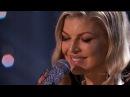 Fergie on Taraji's White Hot Holidays