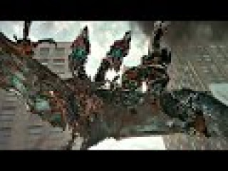 Автоботы и Диноботы против зараженных трансформеров из KSI. Трансформеры: Эпоха и...