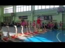 Влог соревнования,показательные по художественной гимнастике