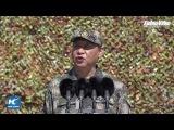 China holds military parade to mark PLA 90th birthday