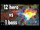 New Event Boss Mode - Heroes Evolved Mobile
