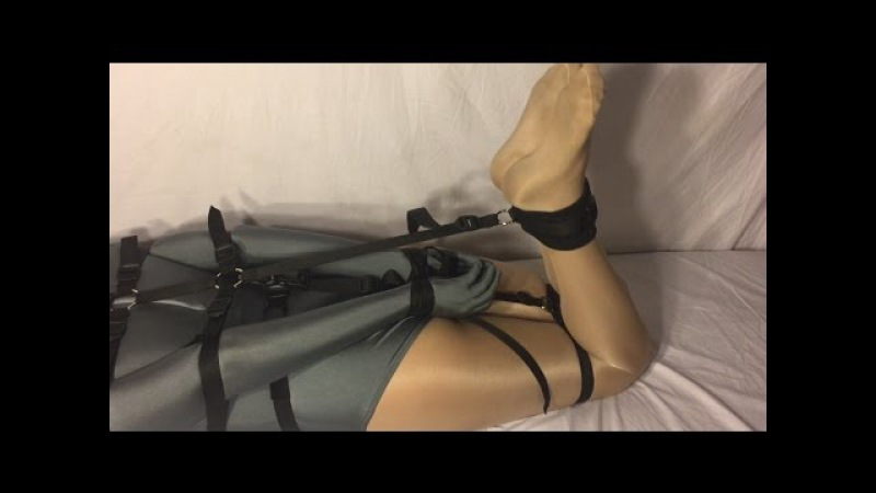 Self Bondage Hogtie (Advanced)