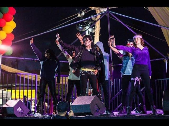 Michael Jackson Impersonator Tribute Artist RemJ BAD La Habra Citrus Festival
