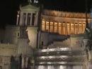 Раскопки, колонна Траяна, дворец Венеции на площади Венеции, Рим