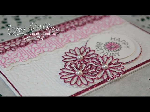 Daisy Chain Collection - Daisy Chain Border