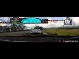 Oil Press in Race Car Shell Helix Ultra Racing 10w-60
