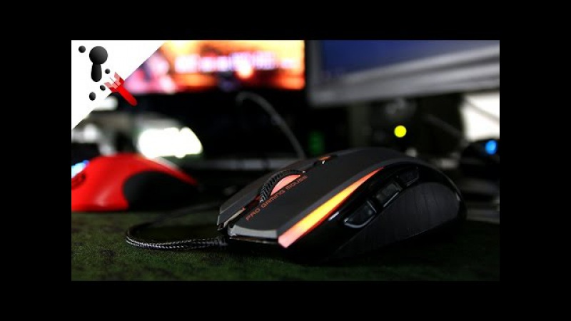 Rapoo V300 Review (A wild card but great FPS mouse)