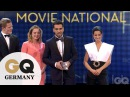 Dankesrede Fack Ju Göhte Cast | GQ Männer des Jahres 2017 I GQ Awards in Berlin