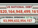 Экономика США это мыльный пузырь размером в $20 триллионов
