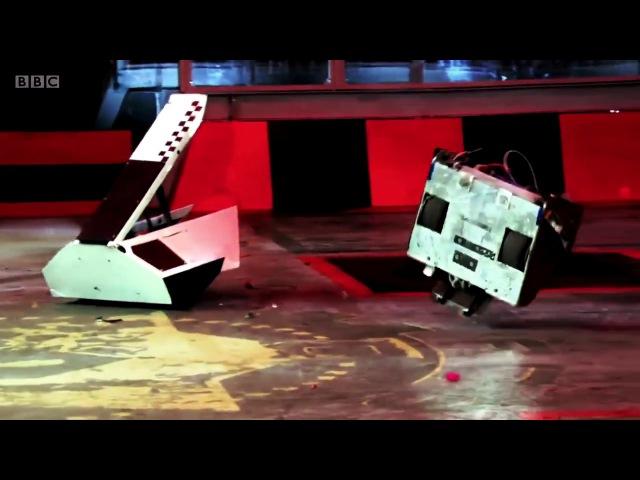 Robot Wars: Series 10 promos - Heat A, Apollo