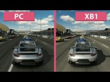 Forza Motorsport 7 – PC vs. Xbox One Graphics Comparison Demo